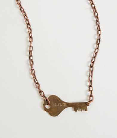 The Giving Keys Strength Necklace
