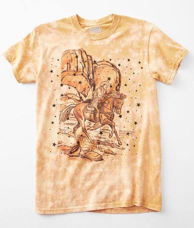 Gina Star Cowboy T-Shirt
