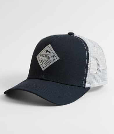 Departwest Ripstop Trucker Hat