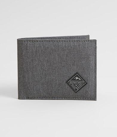 Departwest Heathered Wallet
