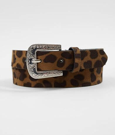 BKE Faux Suede Belt