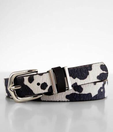 BKE Faux Fur Belt