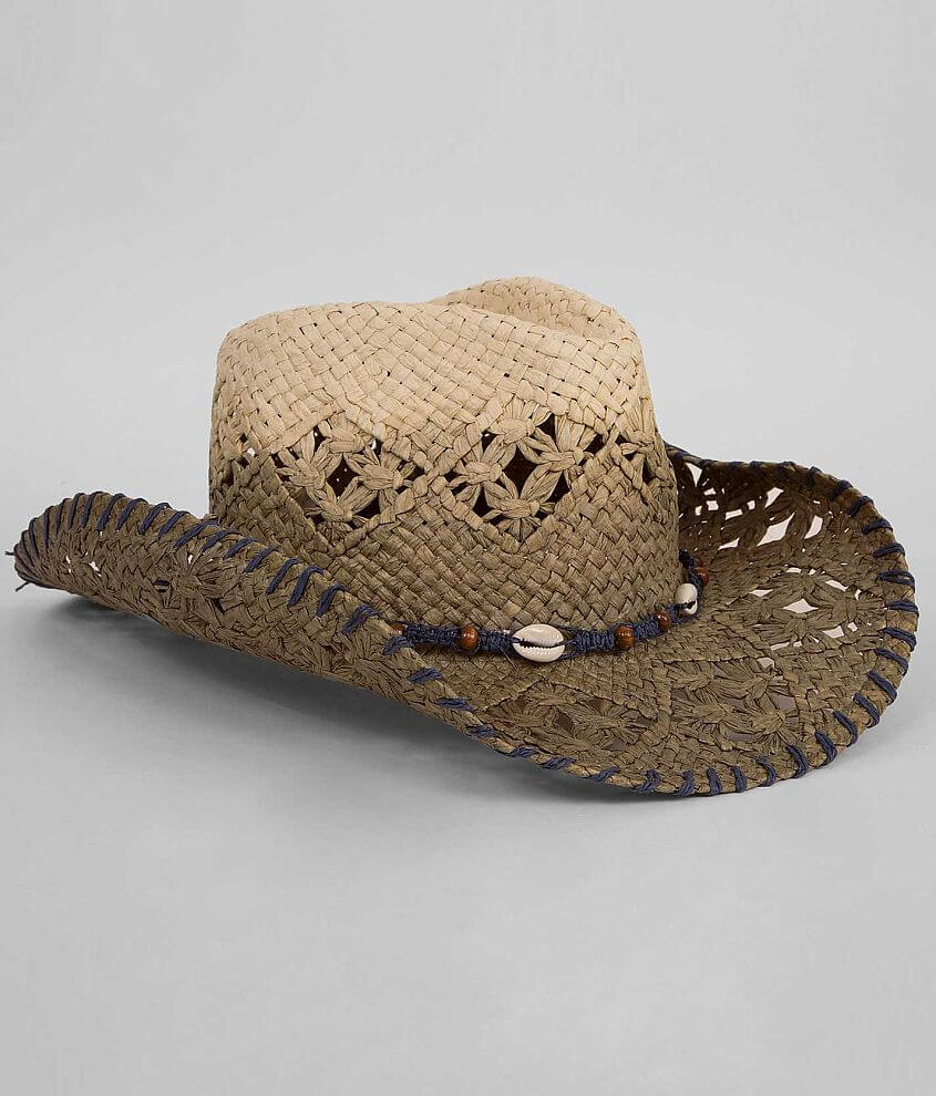 Ombre Cowboy Hat front view