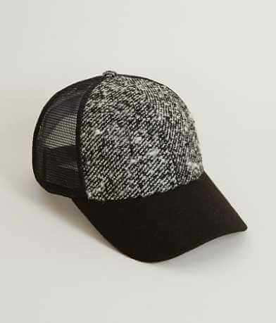 Baseball Trucker Hat