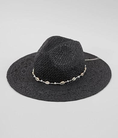 Panama Shell Hat