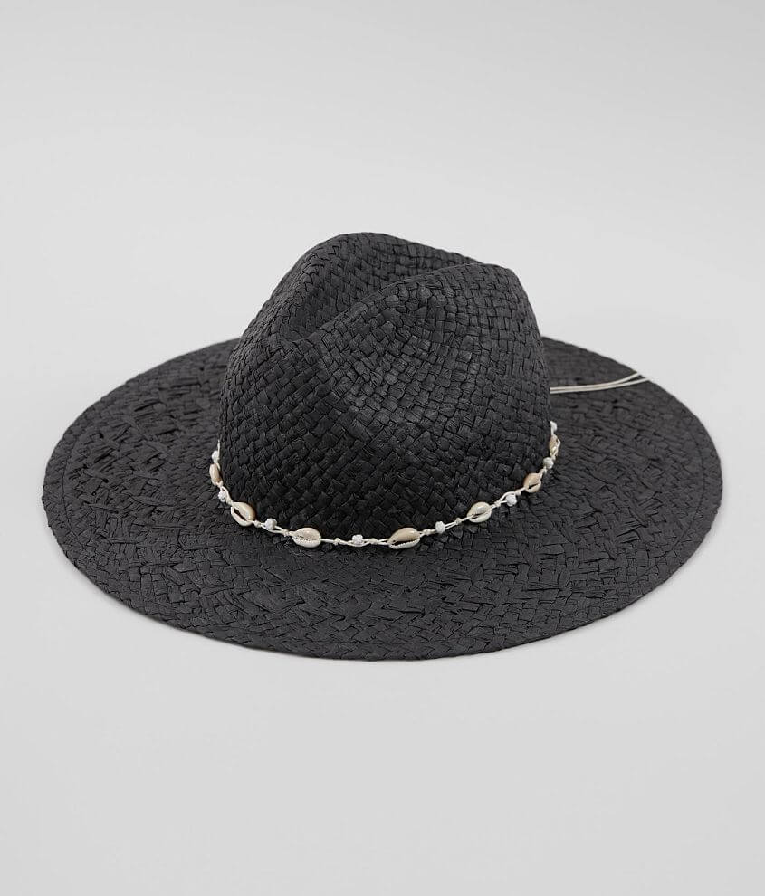 Panama Shell Hat front view