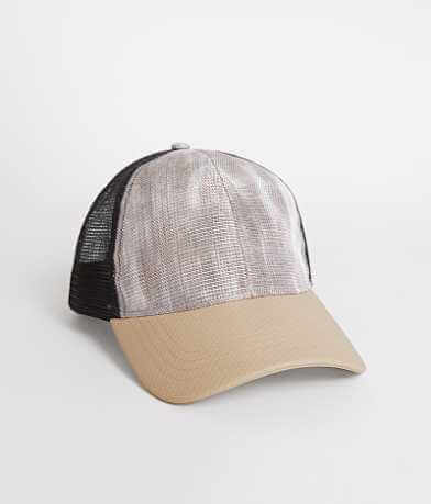 Mixed Media Trucker Hat