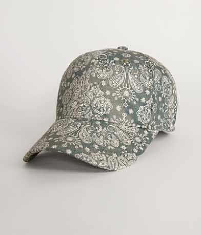 Paisley Baseball Hat