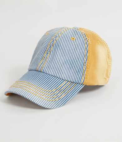 Pinstripe Baseball Hat