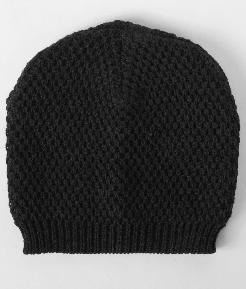 Knit Beanie front view