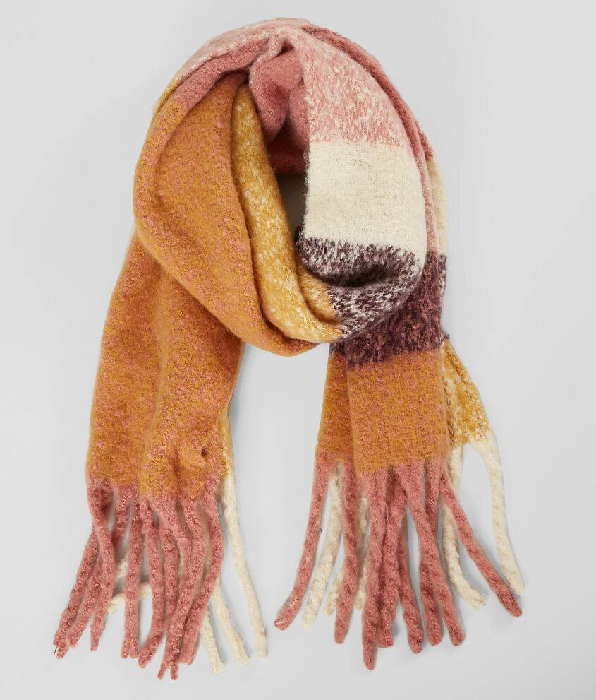 Shop more: Super Soft Noodle fringe scarf Measures 76\\\