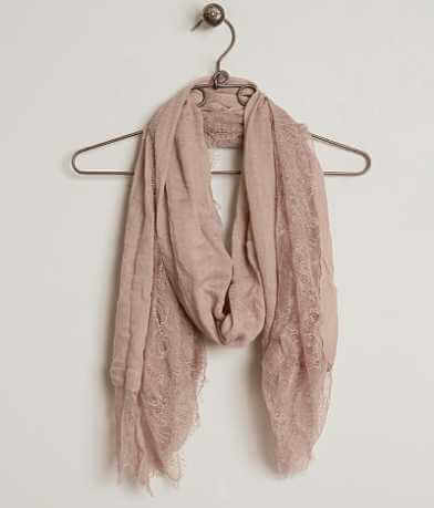 Eyelash Lace Scarf