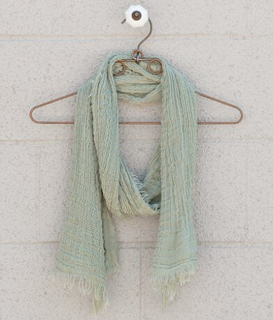 Raw Edge Scarf