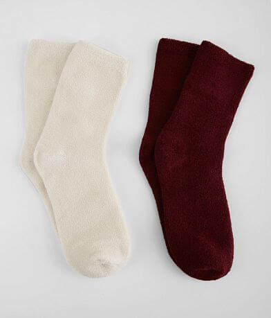 BKE 2 Pack Ankle Socks