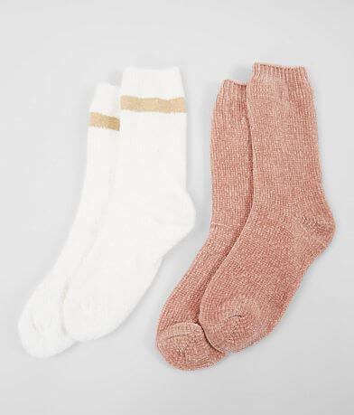 BKE 2 Pack Cozy Socks