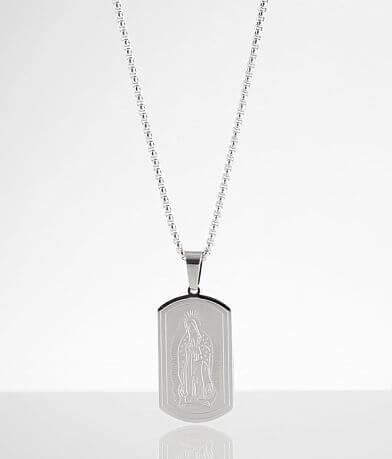 BKE Virgin Mary Necklace