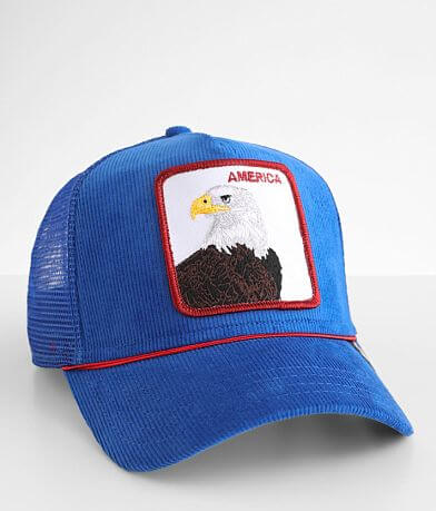 Goorin Brothers America For Real Trucker Hat