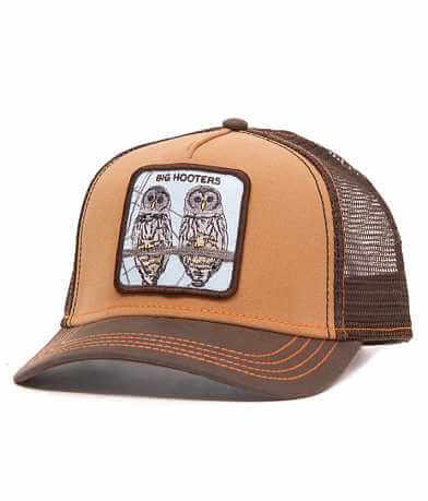 Goorin Brothers Hooters Trucker Hat