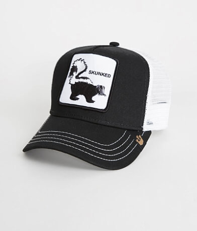 Goorin Brothers Skunked Trucker Hat