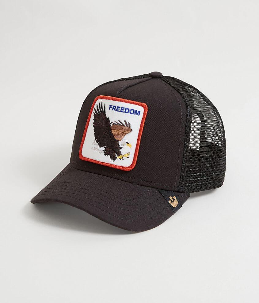 Goorin Brothers Freedom Trucker Hat - Men s Hats in Black  f86b4260016