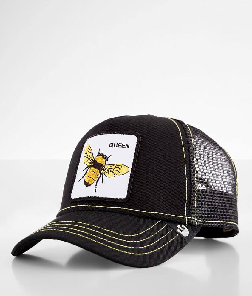 Goorin Brothers Queen Bee Trucker Hat front view