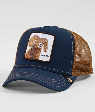 Goorin Brothers Big Horn Trucker Hat