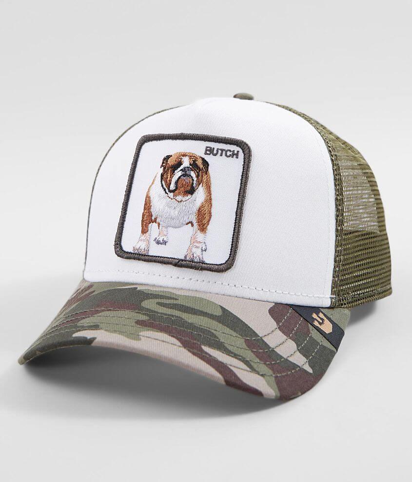 98a5088b6b525 Goorin Brothers Butch Trucker Hat - Men s Hats in Olive