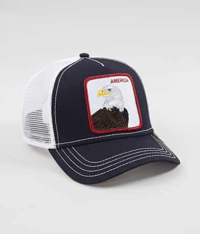Goorin Brothers Eagle Eye Trucker Hat