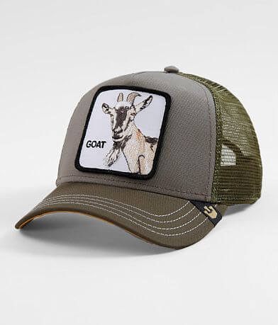 Goorin Brothers Goat Beard Trucker Hat
