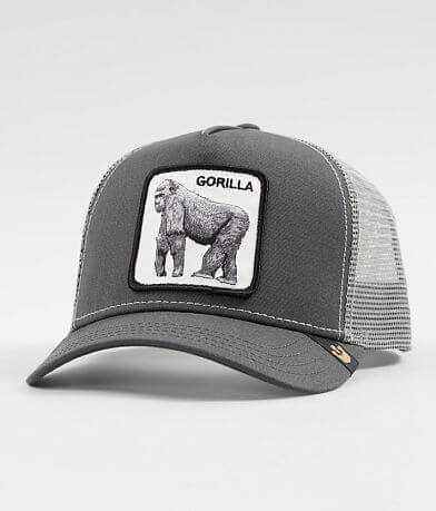 Goorin Brothers King Of The Jungle Trucker Hat