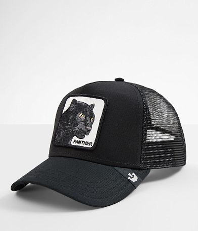 Goorin Brothers Black Panther Trucker Hat