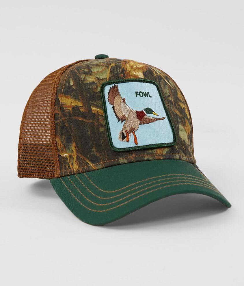 Goorin Brothers Duck Duck Trucker Hat front view