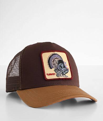 Goorin Brothers Turkey Trucker Hat