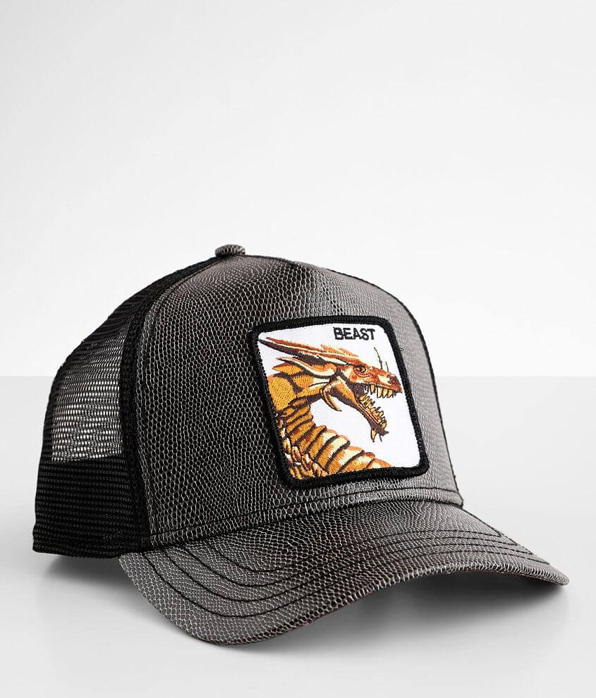 Goorin Brothers Fire Breather Trucker Hat front view