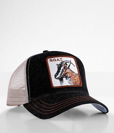 Goorin Brothers G.O.A.T. Trucker Hat