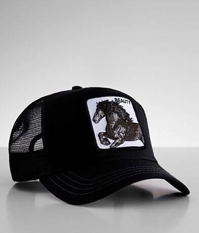 Goorin Brothers Black Beauty Trucker Hat