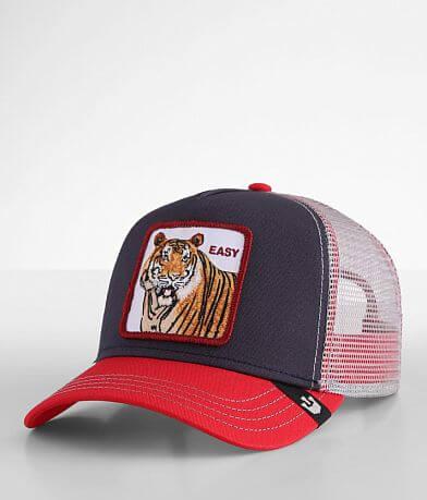 Goorin Brothers Easy Tiger Trucker Hat