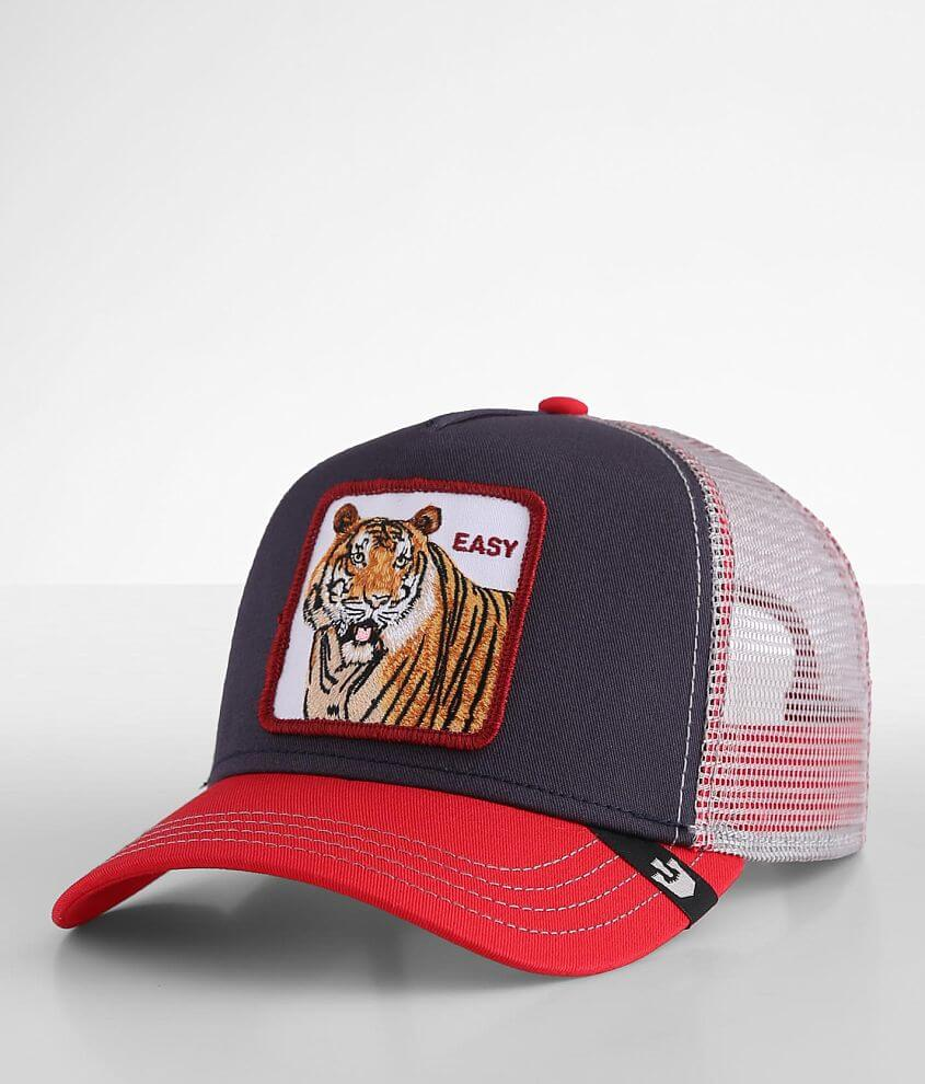 Goorin Brothers Easy Tiger Trucker Hat front view