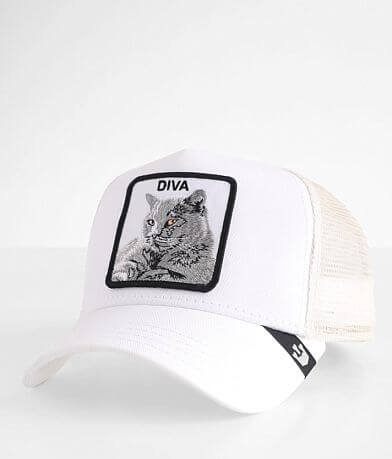 Goorin Brothers Diva Cat Trucker Hat