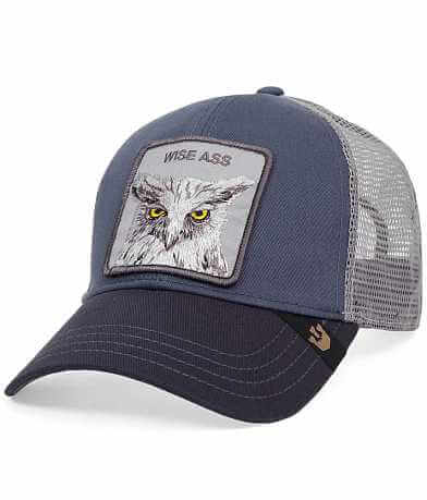 Goorin Brothers The Owl Trucker Hat