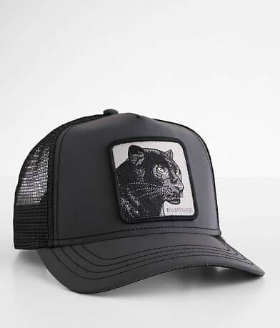 Goorin Brothers Black Panther Trucker Hat