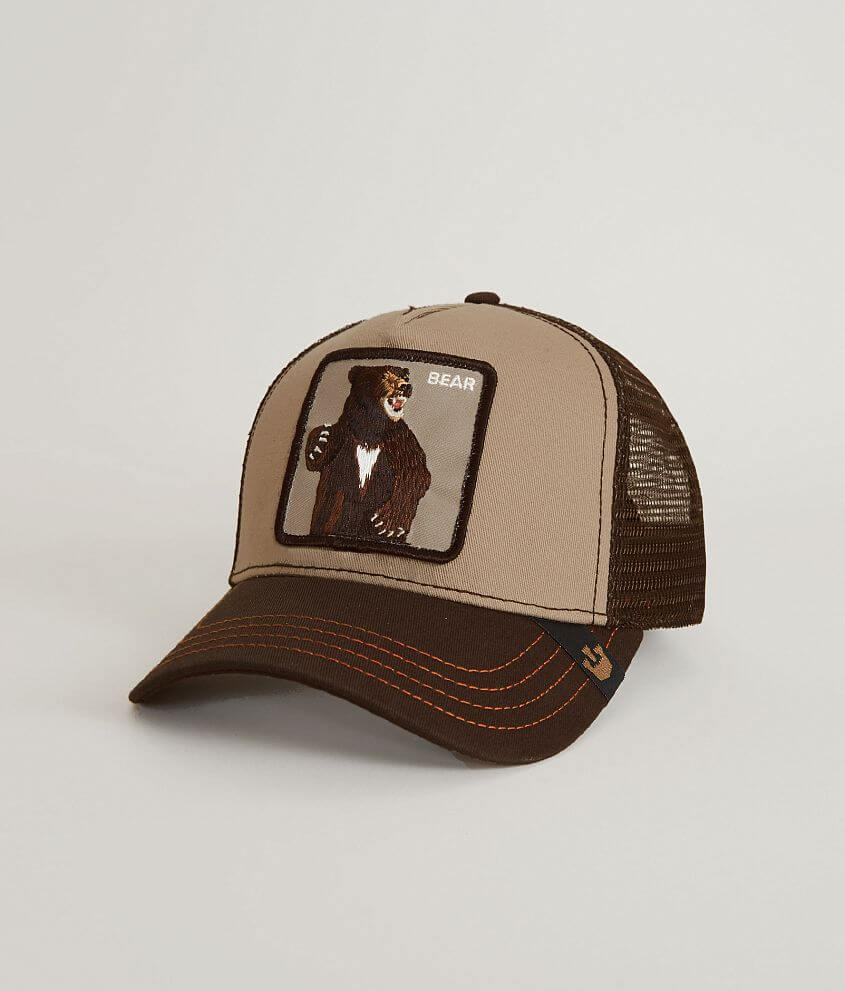 965aaf8f Goorin Brothers Lone Star Trucker Hat - Men's Hats in Brown | Buckle