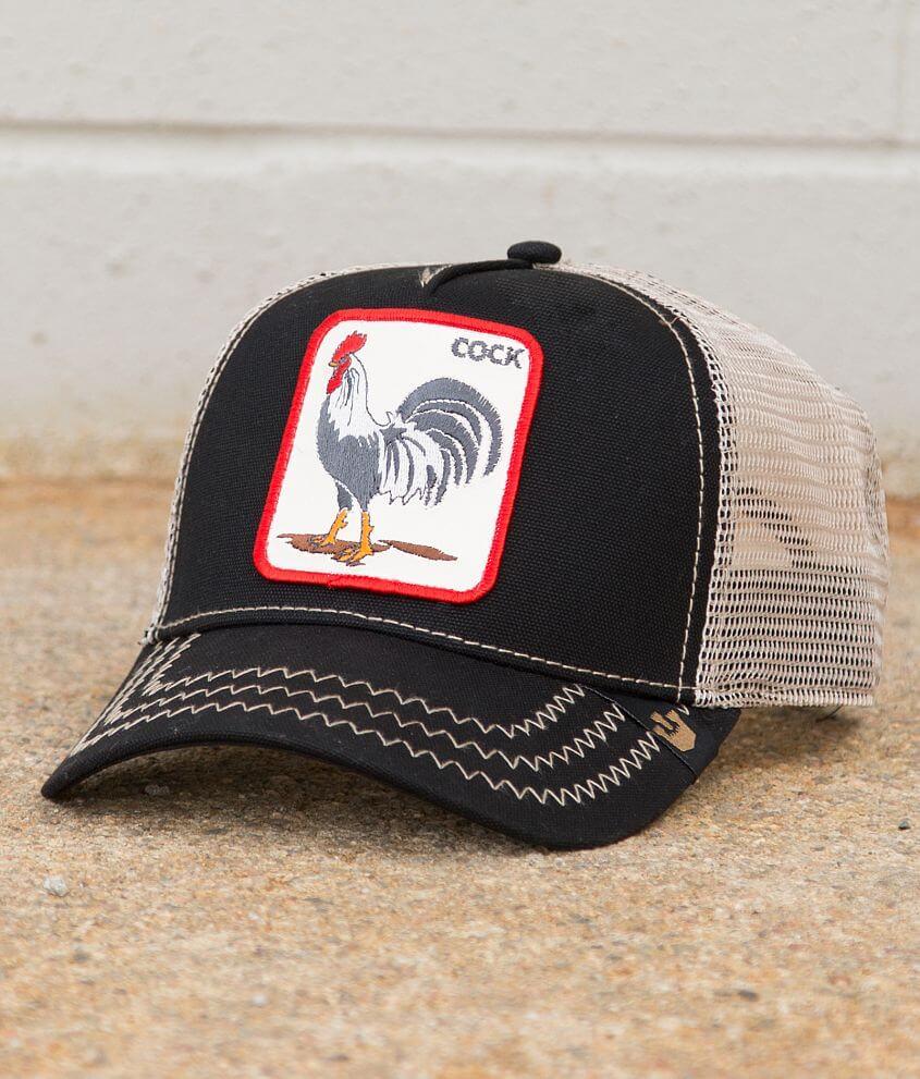 cd788931f0b Goorin Brothers Rooster Trucker Hat - Men s Hats in Black