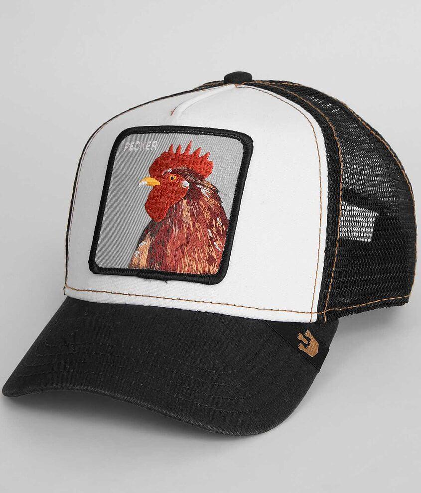 25af452ec4e7a Goorin Brothers Rooster Trucker Hat - Men s Hats in Black