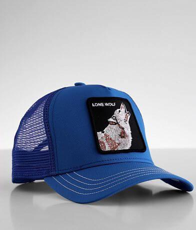 Goorin Brothers Lone Wolf Trucker Hat