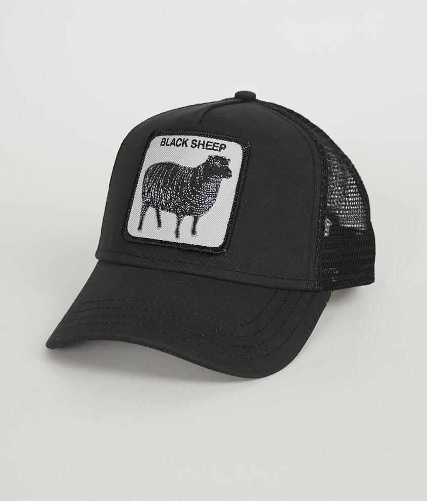 f0cd3aa02e49c Goorin Brothers Black Sheep Trucker Hat - Men s Hats in Black