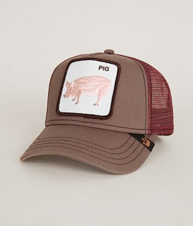 Goorin Brothers Pig Trucker Hat