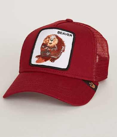 Goorin Brothers Big Red Trucker Hat