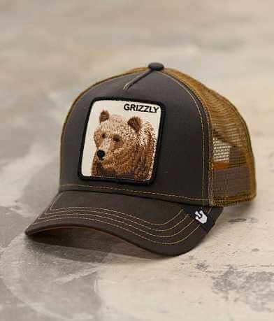 Goorin Brothers Grizz Trucker Hat