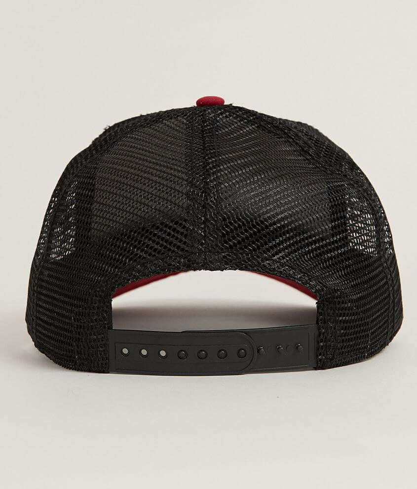 c3eacb3a730eb Goorin Brothers Bull Trucker Hat - Men s Hats in Red
